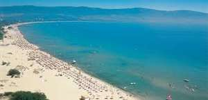 August School Holiday on a budget? 1 Week in Bulgaria (Golden Sands), flights, sea view room, breakfast, transfers £197.73pp - whole family of 4 £790.92 @ booking.com