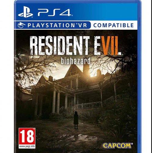 Resident Evil 7 Biohazard PS4 /XB1 £30 Amazon