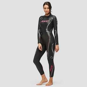 Ladies Zoot wetsuit £90 delivered sizes S and XS from Millets