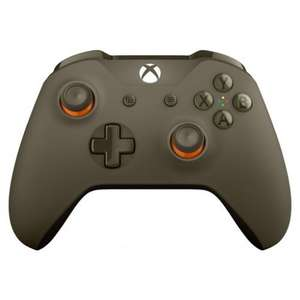 Xbox One Wireless Controller - Green/Orange £39.95 Delivered @ The Game Collection