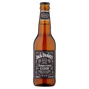 Jack Daniel's cider - just launched in UK £2 each or 3 for £5 @ Morrisons