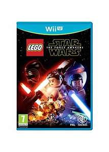 Lego Star Wars: The Force Awakens - Wii U - £13.99 Delivered @ Base.com