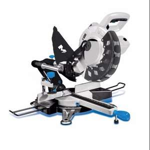 Mac Allister 1700w Compound Mitre Saw £78  / Titan Mitre Saw stand £40 (both items £118 all in) @ B&Q