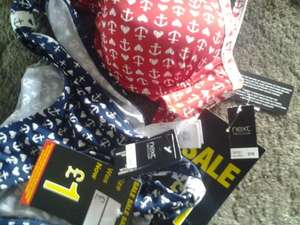 Next - clearance outlet stores Swimwear from £1