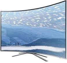 "SAMSUNG UE55KU6500 55"" Series 6 Ultra HD 4K Smart Curved LED TV £549 @ RGB Direct"