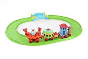 In the night garden ninky nock train and track set £9.99 (Prime) @ Amazon