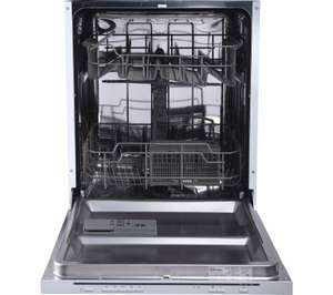 Essentials CID60W16 Full-size Integrated Dishwasher £159.99 @ Currys