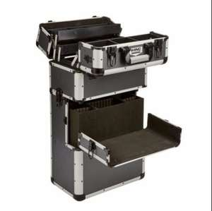 MAC ALLISTER ALUMINIUM MOBILE STORAGE CASE £40 with code @ B&Q