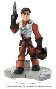 Disney Infinity Poe Dameron figure £2.39 prime / £4.38 non prime sold by Rush Gaming and Fulfilled by Amazon