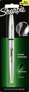 Sharpie Stainless Steel Pen £3.74 - Refillable! - Ryman's Online & in-store HALF PRICE.