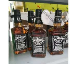 Jack Daniels whiskey 50cl reduced to £7! @ Asda - Thornaby