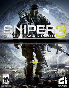 Sniper ghost warrior 3 steam code £12.52 scdkeys