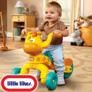 Little Tikes Go and Grow Lil' Rollin' Giraffe Ride On - £19.99 delivered @ Home Bargains