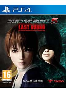 Dead or Alive 5 Last Round PS4 - £12.85 - base.com