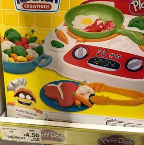 play-doh kitchen creations £4.50 instore @ Asda
