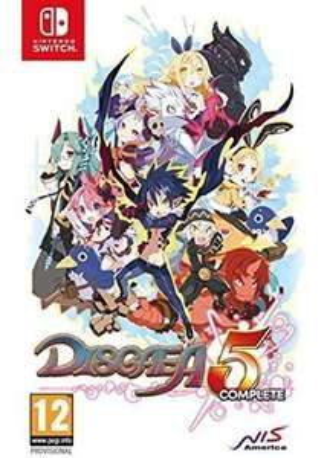 Disgaea 5 Complete (Nintendo Switch) £37.95 @ Base / £37.99 @ Amazon [Prime]