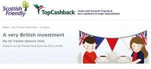Free £100 on £100 investment with Scottish Friendly