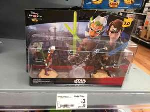 Disney Infinity 3.0 Twilight of the Republic set  £3 Asda instore Basildon Pipps Hill