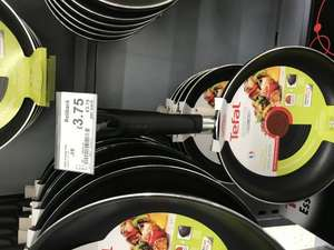 Tefal Issencia Non-Stick Frying Pan 24cm INSTORE ONLY £3.75 @ asda