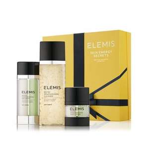 Elemis Biotec Skin Energy Secrets set £54.95 at beautytimetherapies