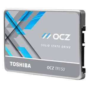 "Toshiba Trion 150 Series 2.5"" 480 GB SATA SSD £114.99 @ Amazon.co.uk"