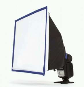 Lastolite ezybox speed-lite 2 softbox £36.95 at fotosense website. £49.99 most other places.