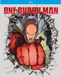 One Punch Man Collection 1 (Episodes 1-12 + 6 OVA) Collector's Edition Blu-ray £34.99 @ Zavvi