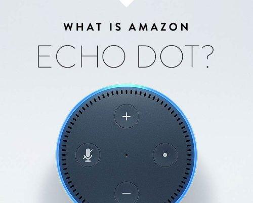Alexa Echo Dot £49.99 / £39.99 using First Prime Now order @ Amazon