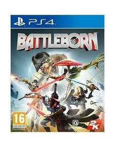 battleborn ps4 was £22.99 now £5.99 (NO NEED FOR CREDIT ACCOUNT) @ very
