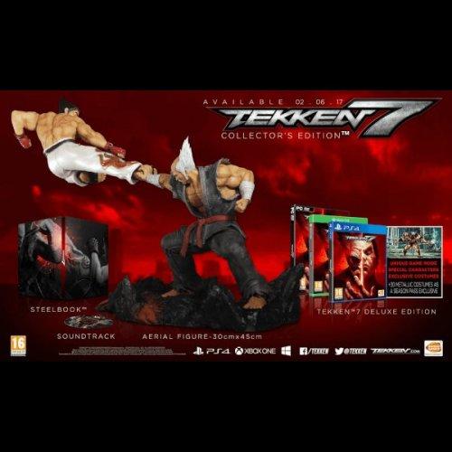 Tekken 7 Collectors Edition PS4 £129.99 @ Zavvi