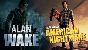 Alan Wake is getting pulled from stores soon, buy it while you can 90% off @ Humble Bundle (£2.99)
