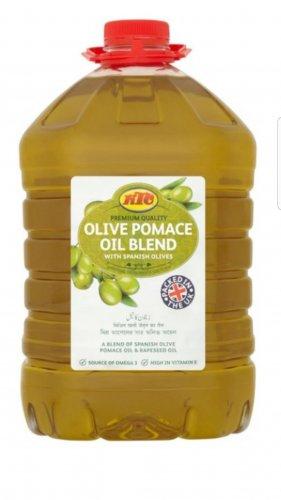 KTC Blended Olive Pomace Oil 5L £6.50 at Morrisons