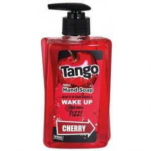 Tango handwash Orange, Apple, lemon,Blue Raspberry, Cherry 350ml just 69p @ poundstretcher