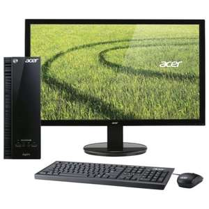 "Acer Aspire XC-703 Desktop PC & 18.5"" Monitor Bundle 4GB 1TB HDD Windows 8.1 £179 Delivered @ Tesco Outlet / eBay"