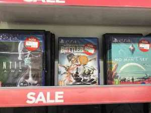 battleborn £2 instore @ Asda washington & many more
