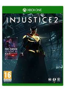 Injustice 2 - Includes Darkseid DLC [Pre-Order] (XboxOne / PS4) £35.85 @ Base