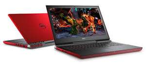 DELL INSPIRON Gaming 7567 with 4K IPS Panel £1149 @ Dell