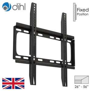 """TV wall mounting bracket for 26"""" - 56"""" TV's now £7.99 delivered @ eBay sold by toyourhomeltd"""