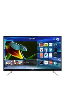"Luxor 43/49/55"" 4K Ultra HD, Smart TV From 249.99 @ Very"