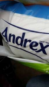 24 Andrex for £7.50 instore @ Waitrose