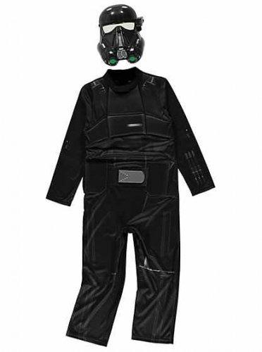 star wars death trooper fancy dress costume was £8 Now £5 @ Asda George