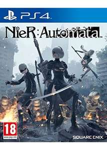 Nier Automata PS4 £32.85 @ Base.com