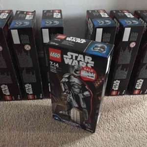 Asda - Birchwood reductions e.g Star wars lego £4