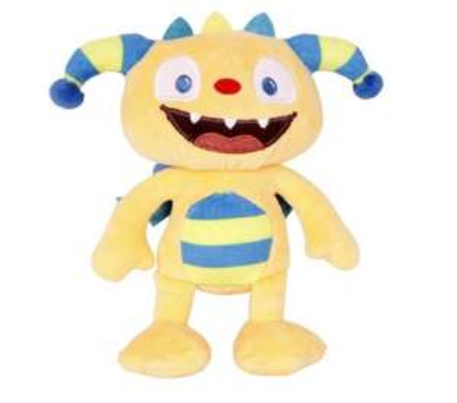 Henry Hugglemonster Henry 15 cm Soft Toy £3.96 @ Amazon (Add-on item)