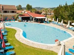 14 nights, Self Catering, May to June 2017, 2 Adults, Eleni Studios & Apartments Greece, Corfu, Sidari (Scores 4.5/5 on Trip Advisor), flights from Newcastle £157.99 pp (Price inc. 15kgs Luggage pp & Resort Transfers) £315.98 @ Thomas Cook