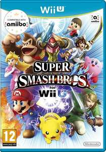 Super Smash Bros Wii U £21 @ Asda instore