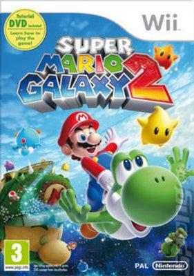 Super Mario Galaxy 2 Wii (£9.13 @ MusicMagpie) Use code 'MAY20'