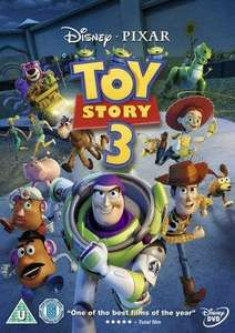 Toy Story 3 DVD (97p) Blu-ray + DVD (£1.69) @ Music Magpie w/ code 'MAY20'