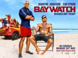 Free screening of Baywatch Tuesday 23/05 - SFF - new code