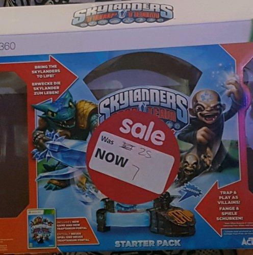 skylanders trap team starter pack - £7 instore @ Asda